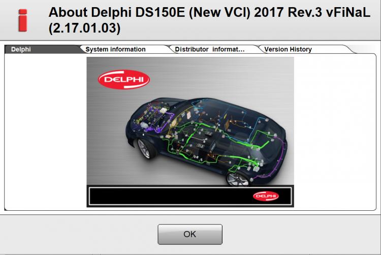 Delphi Cars + Truck 2017.3 + Key